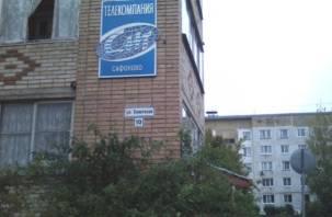 Сафоновские журналисты пострадали за ЛДПР?