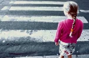 Смолянин на иномарке сбил девочку на пешеходном переходе