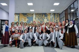 В Смоленске прошла Ассамблея приграничных народов