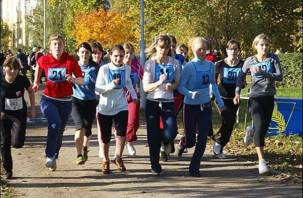 Смоленские студенты и преподаватели будут соревноваться в беге