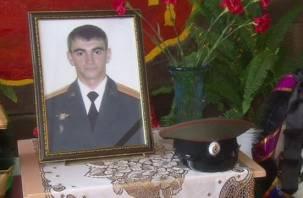 В Оренбургской области избирательный участок назвали именем Героя России Александра Прохоренко