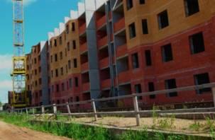 В Смоленской области разгорается еще один строительный скандал