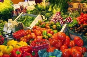 В субботу в Смоленске состоится сельскохозяйственная ярмарка