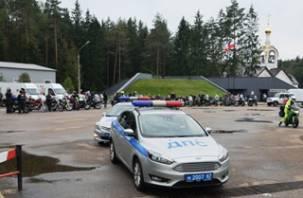Польские байкеры вновь побывали в Смоленске