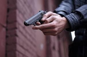 В Ярцеве у бара «Виктория» стреляли из пневматики