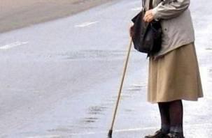 В Десногорске иномарка сбила 70-летнюю женщину