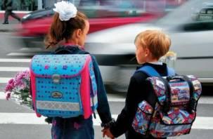 Смоленских школьников научат переходить дорогу
