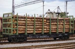 Инновации по-смоленски: в Рославле придумали новый вагон для дров