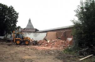 Администрация Смоленска заподозрила синагогу в захвате чужой земли