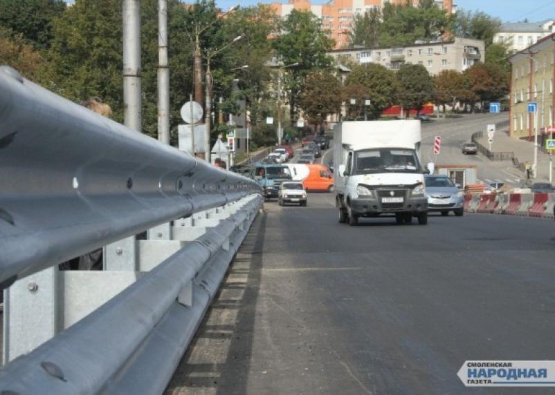 Пятницкий путепровод обещают сдать в эксплуатацию 10 ноября