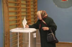 Большинство смолян игнорирует выборы депутатов Государственной Думы