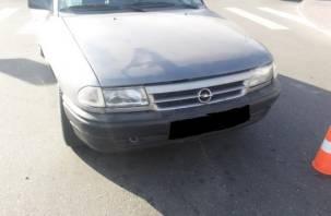В Десногорске ребенка сбила машина