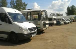 Увеличится количество автобусов на маршрутах, популярных у смолян