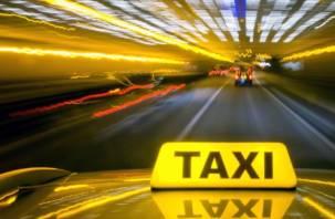 Смоленские таксисты оштрафованы на 82 тысячи рублей