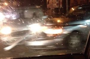 В Смоленске на «аварийном» перекрестке произошло очередное ДТП