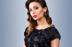 Грузинская певица из Смоленска Тамрико Дудуния