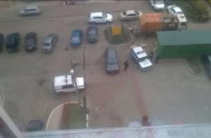 В Смоленске пожилого мужчину задавил грузовик