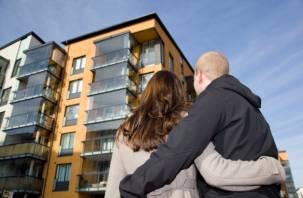 В Смоленской области дешевеет жилье