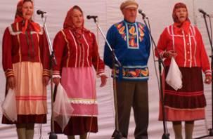 В Смоленске открылся ежегодный Всероссийский конкурс «Голоса России»