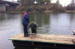В Хиславичах в реке Сож утонул мужчина