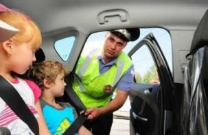 Перевозить детей в автомобиле нужно будет по новым правилам