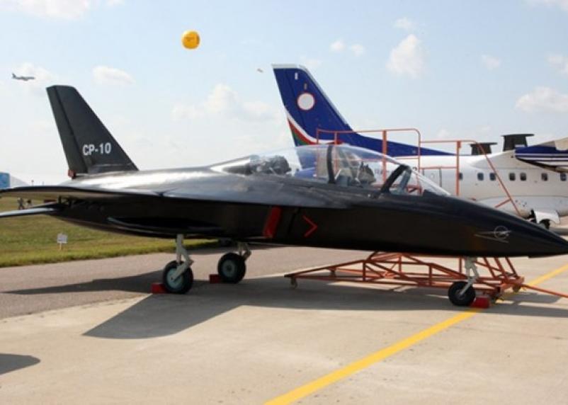 В конце 2017 года в Смоленске начнут производить новый самолет СР-10