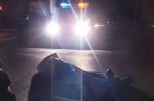 В Смоленском районе под колесами внедорожника погиб пешеход