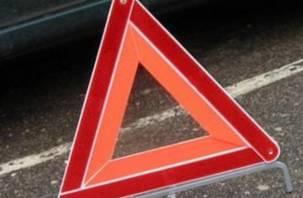 В Смоленске в ДТП попали четыре автомобиля
