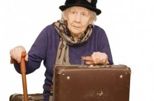 Пенсионерка из Кемерова украла у смолянки чемодан с норковой шубой