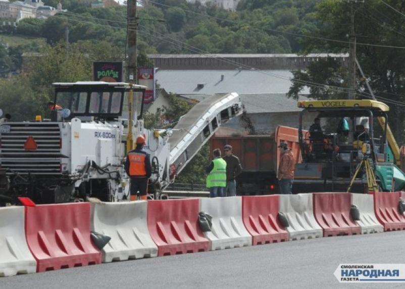 На Пятницком путепроводе вновь изменено движение транспорта
