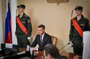 Николаю Алашееву готовят замену?