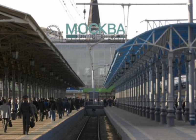 По дороге в Москву смолян будут высаживать еще до вокзала
