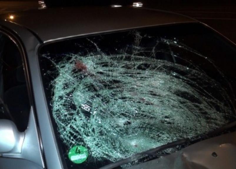 На Смоленщине молодого человека сбила машина