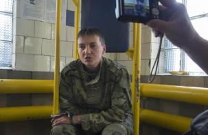 Убийцу российских журналистов Надежду Савченко задержали в Смоленской области