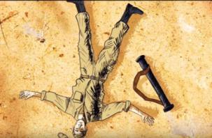 О подвиге смолянина, погибшего в Сирии, сняли мультфильм