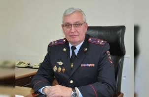 Назначен заместитель руководителя смоленской полиции