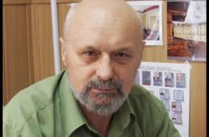 В Смоленске умер известный фотожурналист Сергей Губанов