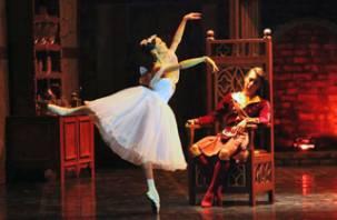 В Смоленск на гастроли приехал Якутский театр оперы и балета