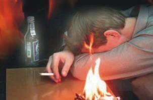 Непотушенная сигарета убила смолянина