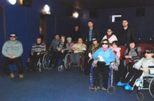 Смоленские кинотеатры станут доступнее для инвалидов