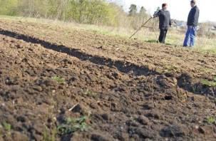 В Смоленске повысили ставки земельного налога