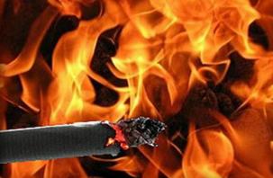 Сигарета унесла жизнь двух жителей Ярцева