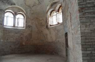 В смоленской церкви во Фленове откроют музей