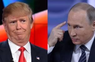 Трамп собирается вернуть полякам обломки Ту-154, разбившегося под Смоленском
