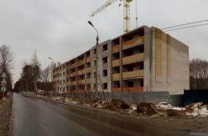 Администрация Смоленска выдала разрешение на строительство 10-этажки в Красном Бору