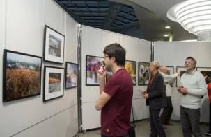 В Смоленске открылись две фотовыставки