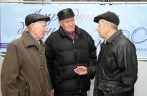 В Смоленске начали праздновать юбилей авиационного завода. Фоторепортаж