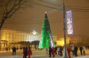 Администрация Смоленска потратит полмиллиона на новогоднее украшение города