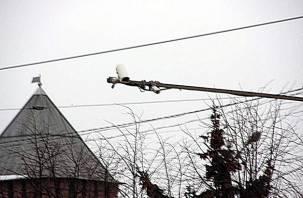 Водителей в центре Смоленска взяли на объектив