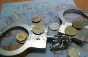 Злостного неплательщика алиментов арестовали и заставили работать